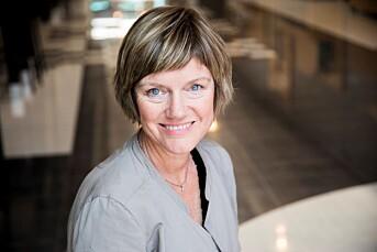 Regionredaktør Sigrid Gjellan.