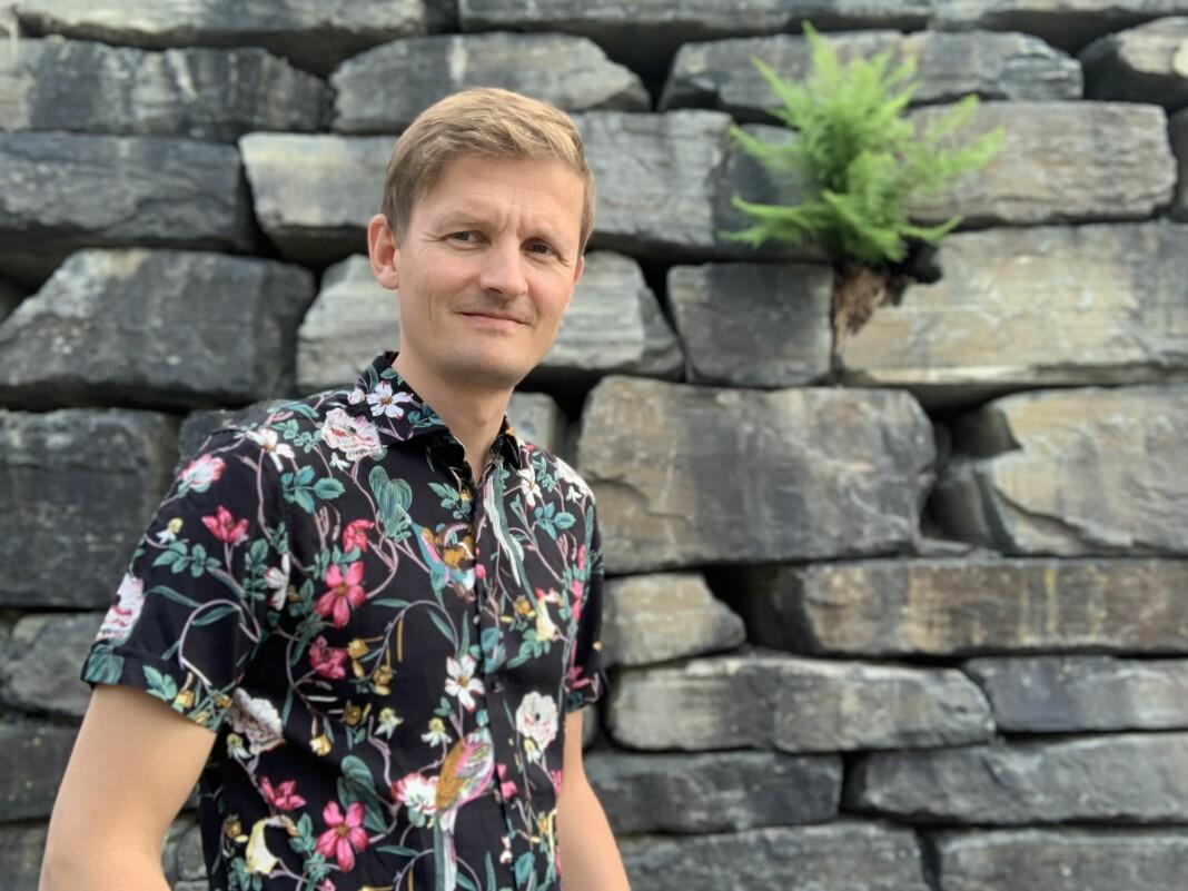 Eystein Røssum har jobbet i Bergens Tidende siden 1997. Nå blir han avisens gravesjef.