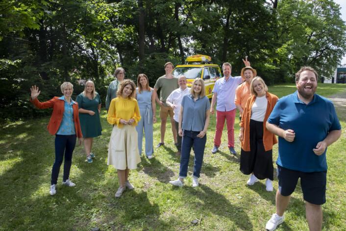 Misnøye i NRK etter manglende mangfold i sommersatsing