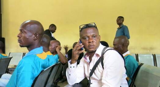 NTBs fikser og faste frilanser i Kongo døde lørdag av covid-19