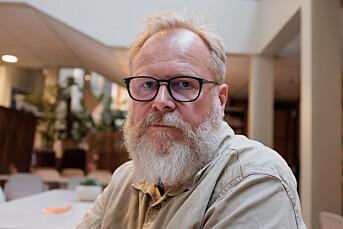 Ivar Kvistum begynner å tenke på jobb før han våkner. Han tror ikke det er sunt