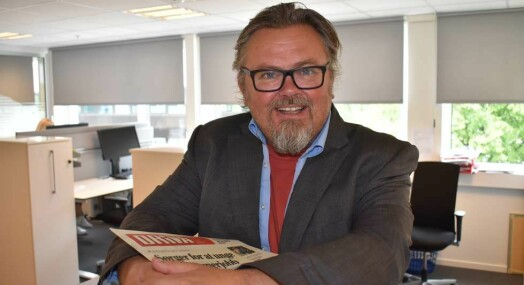 Tommy Fossum er ansatt som ny redaktør i Driva