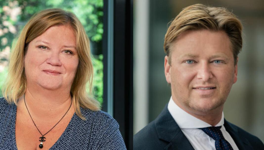 Arbeidsrettsadvokatene Kari Bergeius Andersen og Ole André Oftebro er blant ekspertene som tviler på lovligheten ved NRKs Newton-ansettelse.