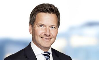 Advokat Henning Heitmann.