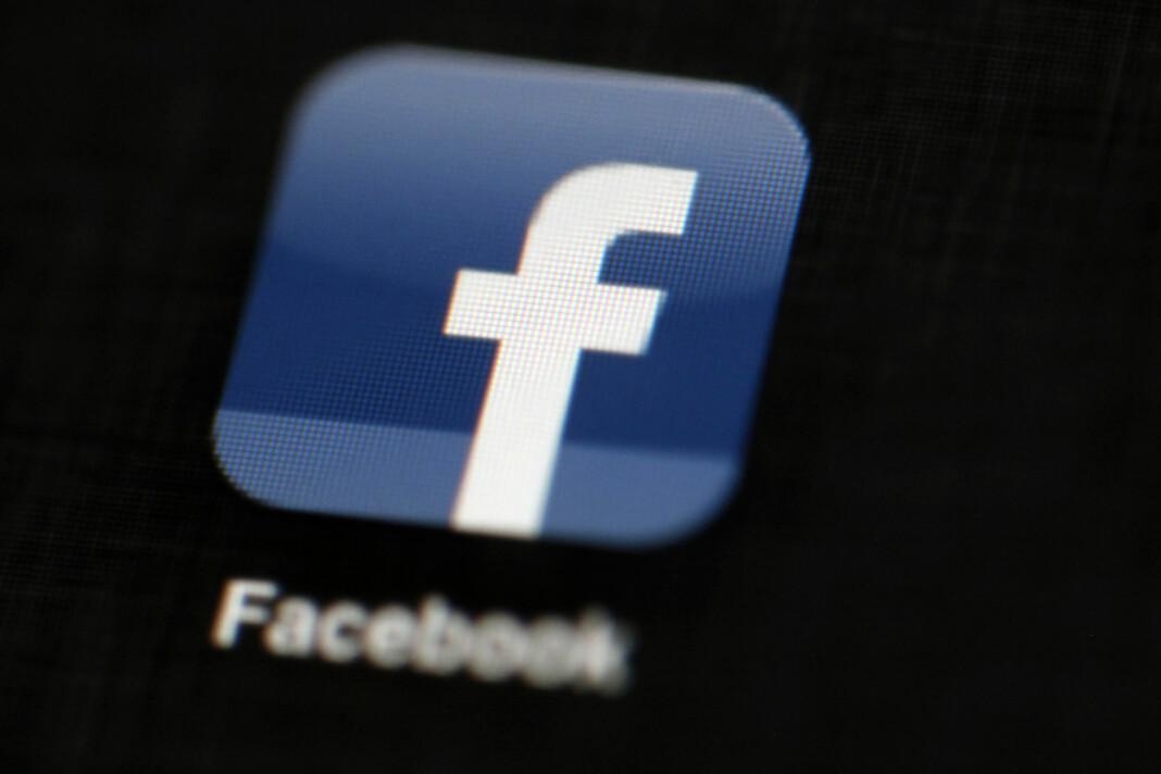 Facebook får ikke lenger lov til å samle inn data fra tyske brukere som ikke har sagt eksplisitt ja. scanpix