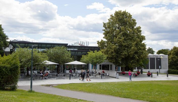 Gamle Munchmuseet på Tøyen i Oslo i 2017 – nå står bygg og tomt øverst på ønskelista til NRK når kringkasteren skal flytte fra Marienlyst.