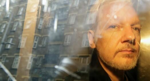 Ny tiltale mot Assange i USA