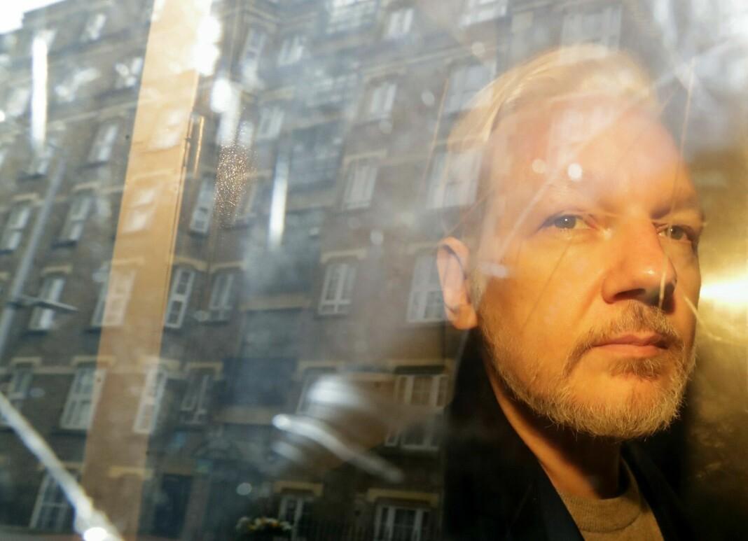 USA reiser ny tiltale mot WikiLeaks-grunnlegger Julian Assange.