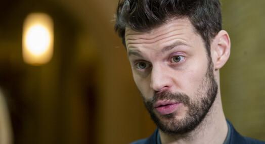 Moxnes refser NRK-ledelsen: – Skrekkeksempel