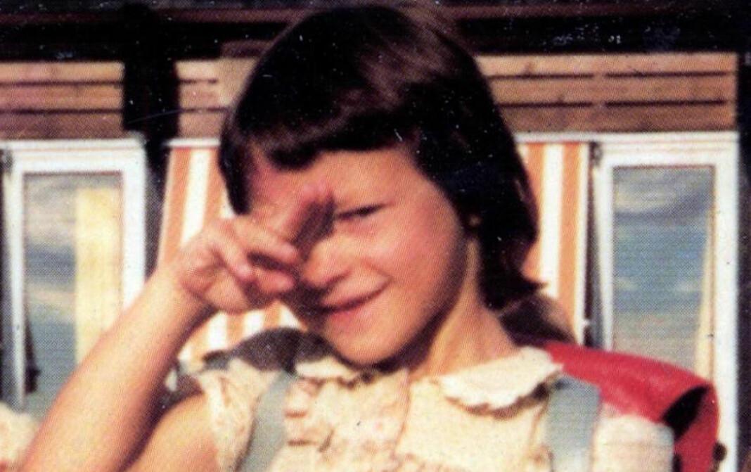 Seks år gamle Marianne Rugaas Knutsen forsvant 28. august 1981.