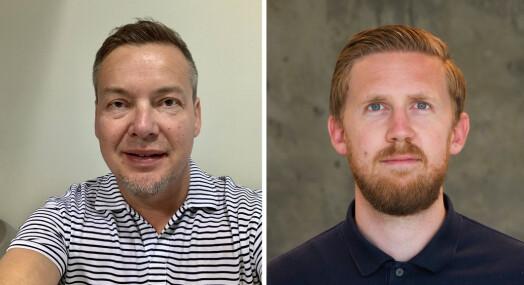 Hamar Arbeiderblad ansetter Asgeir Høimoen og Jo Espen Brenden