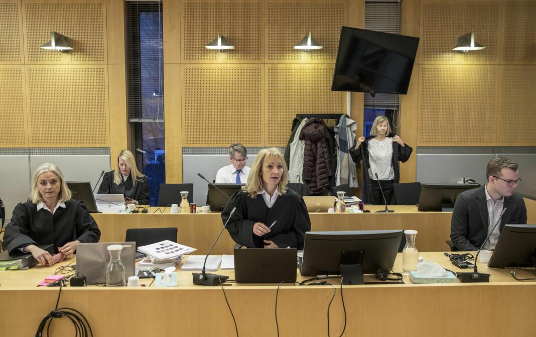 Rettssaken mot Gaute Drevdal har gikk i Oslo tingrett mellom 21. januar og 23. mars.