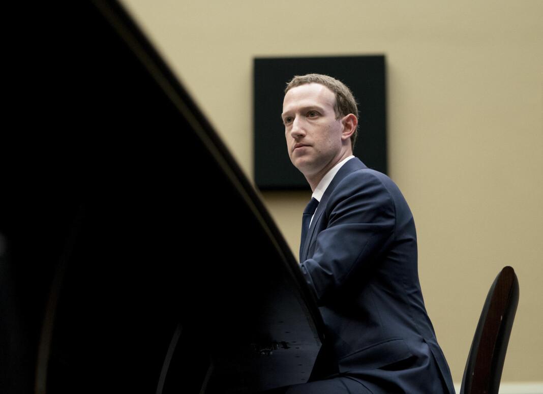Facebooks toppsjef Mark Zuckerberg har vært under hardt press fra annonsører og en boikottkampanje den siste tiden.