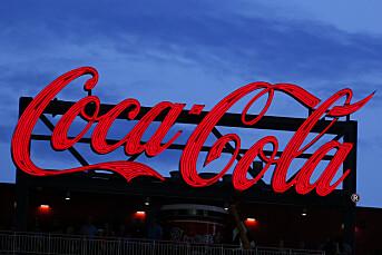 Coca-Cola stanser annonsering på sosiale medier