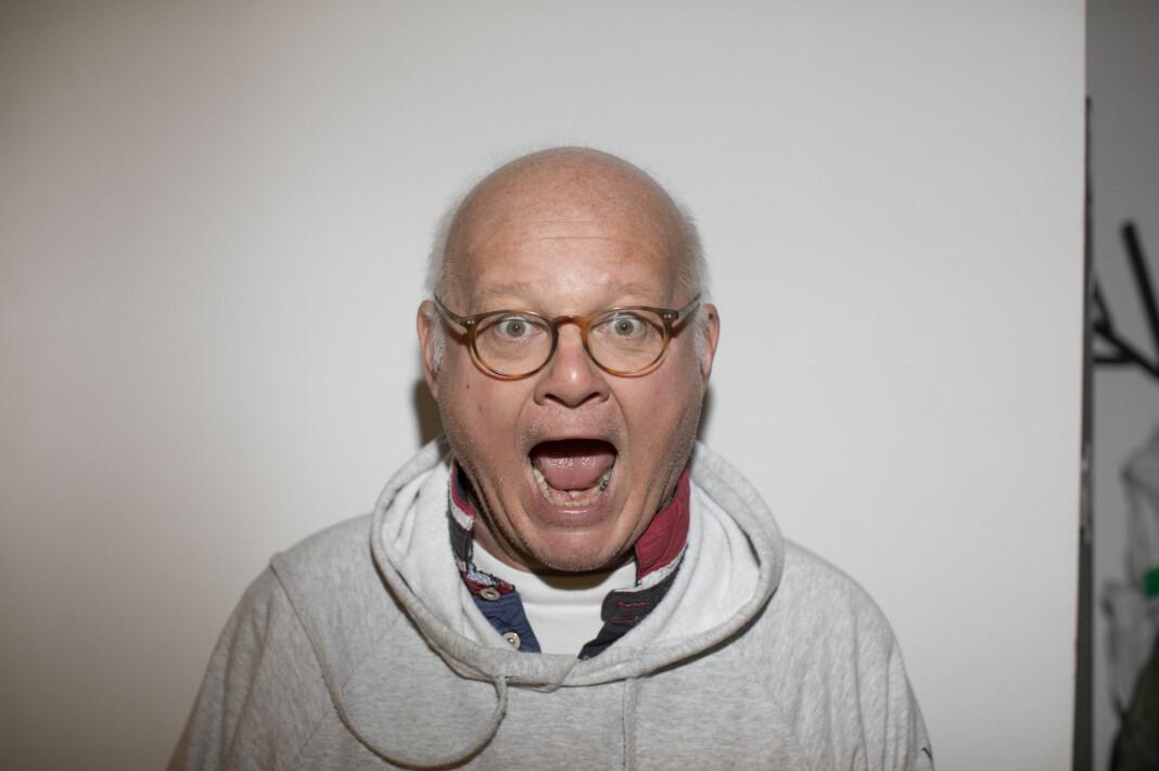 Bauer Media har gitt denne mannen en egen radiokanal. Finn Bjelke og hans platesamling kan du lytte til på Bjelkes Jukeboks