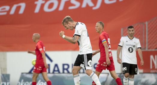 Seerrekord for Eurosport da Rosenborg slo Brann