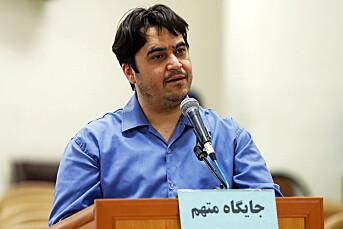Journalist dømt til døden i Iran etter å ha inspirert til masseprotester