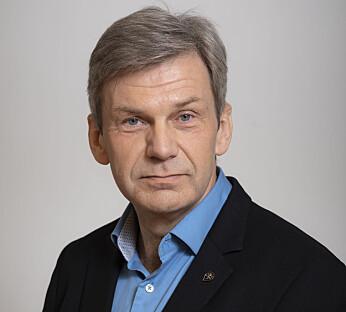 Direktør for Avdeling for tilsyn, Stig Magnar Løvås.