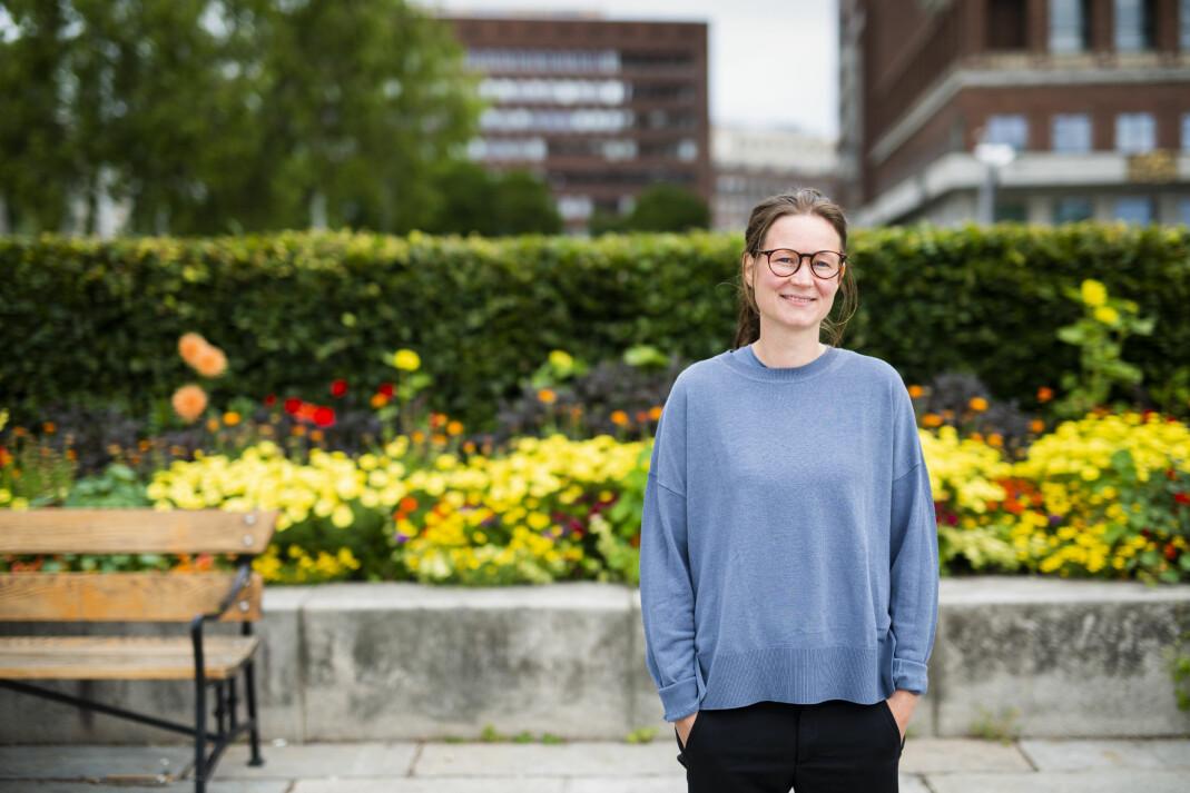 Linn Kaasa sier det var vanskelig å ha et normalt liv ved siden av å være ringevikar i NRK.