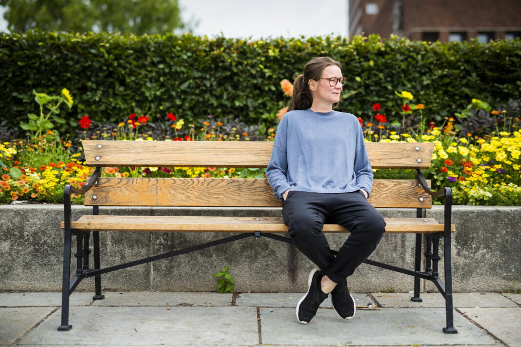 Linn Kaasa var ansatt i NRK i fem år i strekk, med tretten kontrakter som midlertidig, vikar eller tilkallingsvikar.