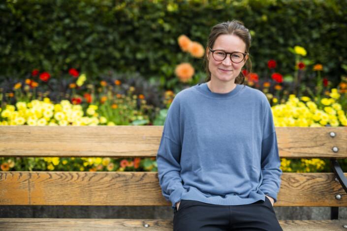 Linn Kaasa jobbet tidligere i en rekke midlertidige stillinger som fotograf i NRK.