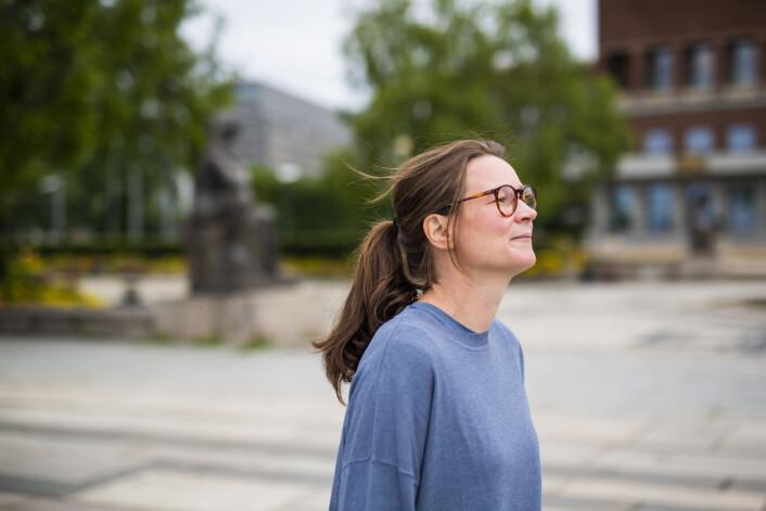 Linn Kaasa hadde inntrykk av at NRK holdt seg innenfor loven, men samtidig utnyttet lovverket. Nå jobber hun ikke lenger med TV.
