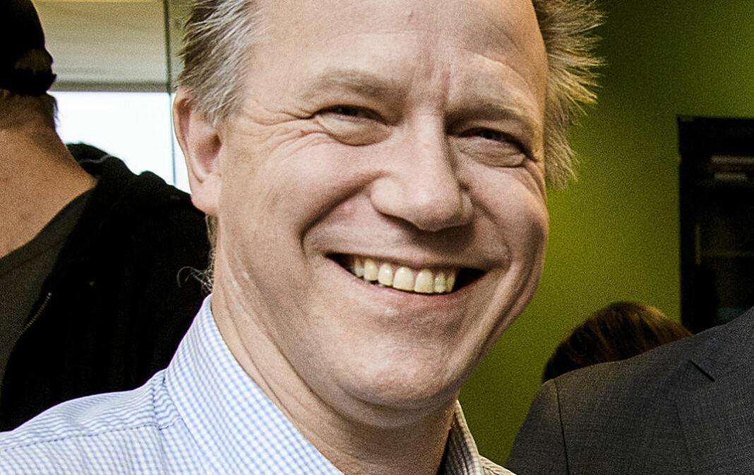 Jon Even Andersen gir seg i NTB og går til Dagbladet og Børsen.