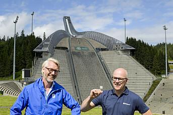 NRK og TV 2 deler på skirettigheter i Norge