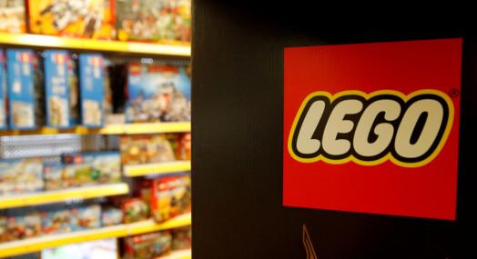 Lego dropper all reklame på sosiale medier i hele juli