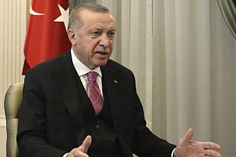 Minst elleve pågrepet i Tyrkia for Twitter-poster
