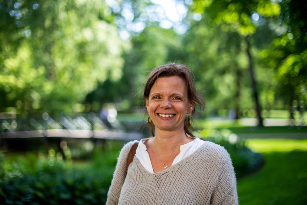 Psykolog og forfatter Katharine C. Williams tar over sjefsstolen i Psykologtidsskriftet, der hun tidligere har vært fagredaktør.