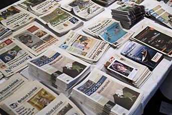 Esa godkjenner krisepakke for norske medier