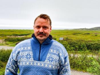Eskild Johansen.