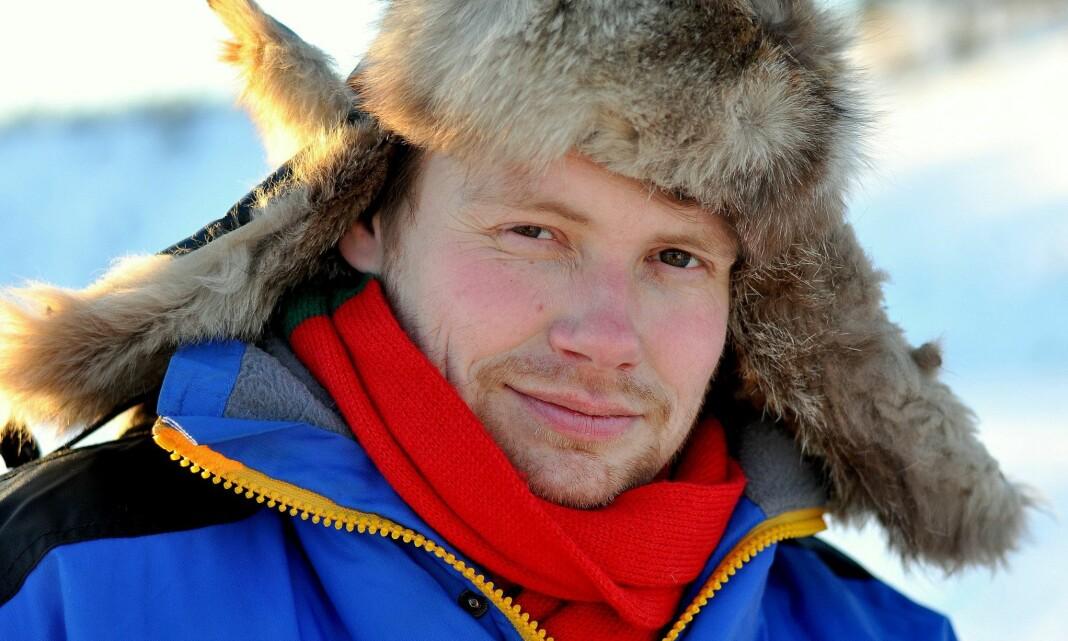 Carl-Gøran Larsson blir programredaktør i NRK Sápmi