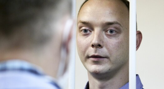 Tidligere journalist anklaget for Nato-spionasje i Russland