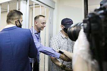 Advokat kaller spionanklagen mot eksjournalist fabrikkert