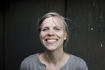 Åste Dokka har tusen temaer å skrive om, og de er nesten alltid eksistensielle