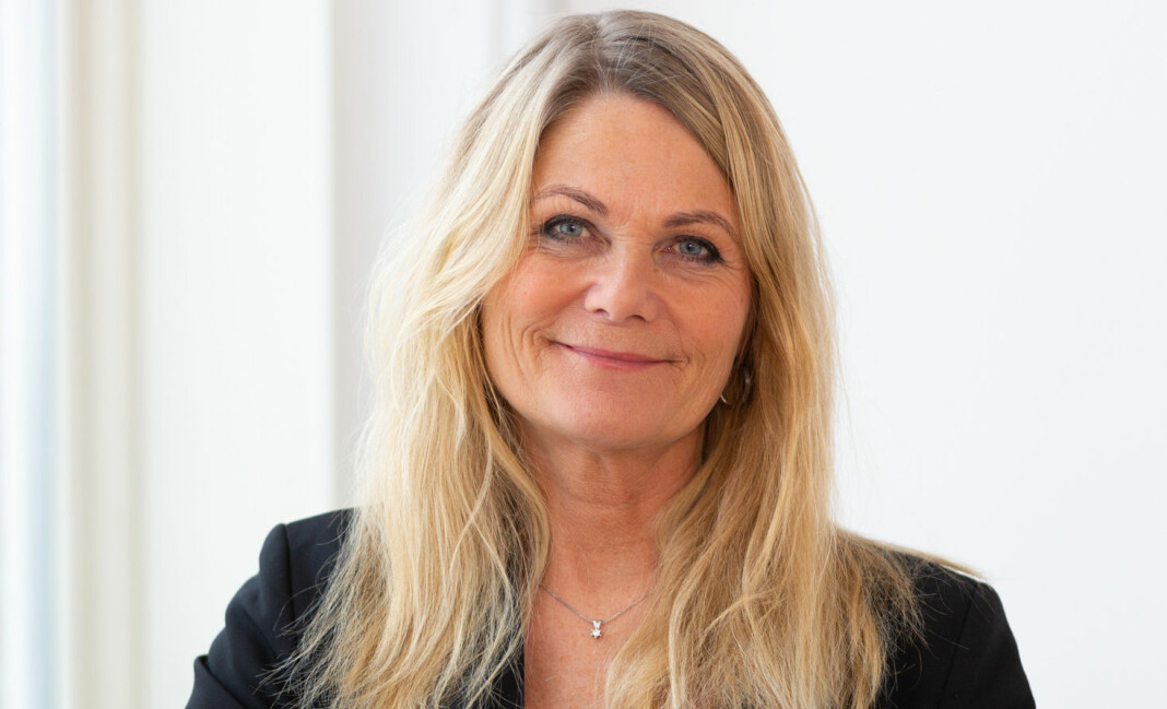 Daglig leder Merete Mandt Larsen i Mediebyråforeningen ser positive tegn i reklamemarkedet, til tross for nedgang.