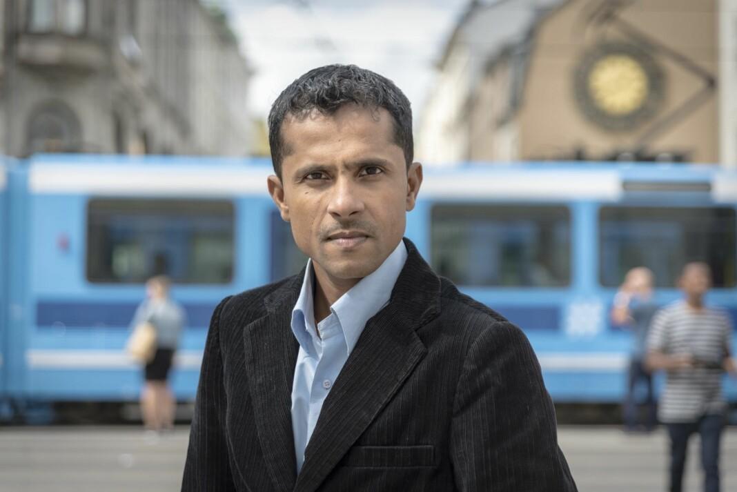Majoran Vivekananthan er initiativtaker og ansvarlig redaktør i Utrop, Norges flerkulturelle avis. – Mangfoldet i mediene gjenspeiler ikke mangfoldet i samfunnet, sier han.