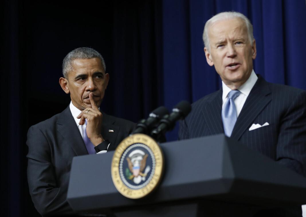 Kontoene til tidligere president Barack Obama og tidligere visepresident, nå presidentkandidat, Joe Biden er blant kontoene på Twitter som ble rammet i svindelforsøket.