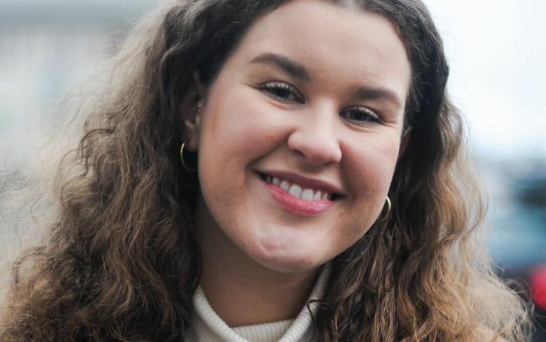 Hanne Sofie Økland Andresen er ny leder i NJ Student.