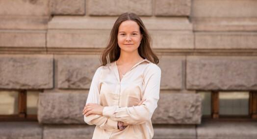 Ingvild Fylling er ansatt som journalist i Medier24