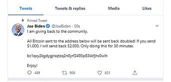 Twitter-ansatte kan ha bidratt til hacking av kontoer