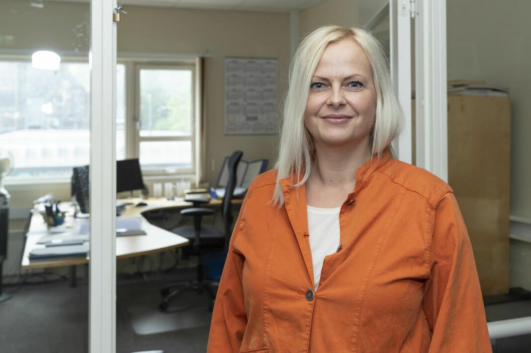 Etter 18 år i Driva er Ingrid Ellevset klar for nye oppgaver.