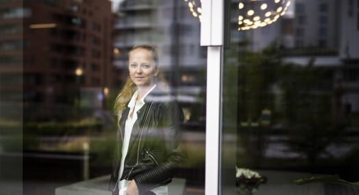 Margrethe jobba flere uker med 22. juli-saker før hun begynte å ta alvoret innover seg