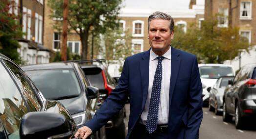 Labour party betaler millionerstatning til journalist og ansatte