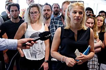 Over 50 journalister sa opp i protest i Ungarn