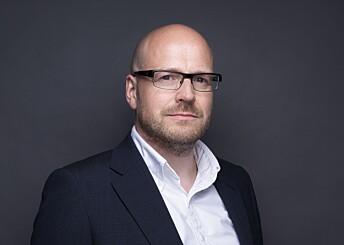 Pål Nedregotten, konserndirektør for innovasjon, forretningsutvikling og strategisk analyse i Amedia.