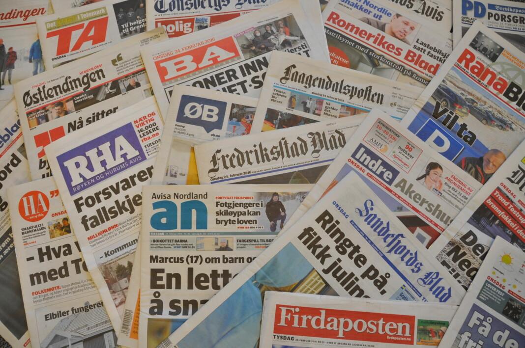 Amedia får støtte fra Google til nytt robotjournalistikk-prosjekt. 20 andre norske mediehus har også fått støtte gjennom Googles krisefond.