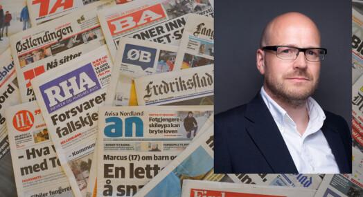 90 norske mediehus har fått Google-støtte – 70 er Amedia-aviser